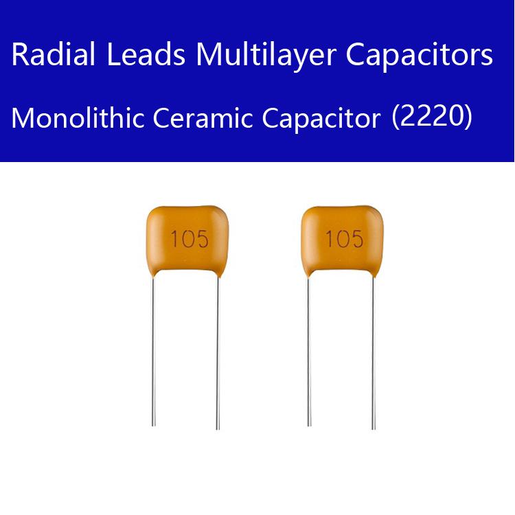 Monolithic Capacitors